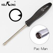 """Kelkong novo design conjunto de ferramentas ajuste do carburador kit carburador """"pac man"""" ferramenta serviço para poulan echo homelite rep308535003"""