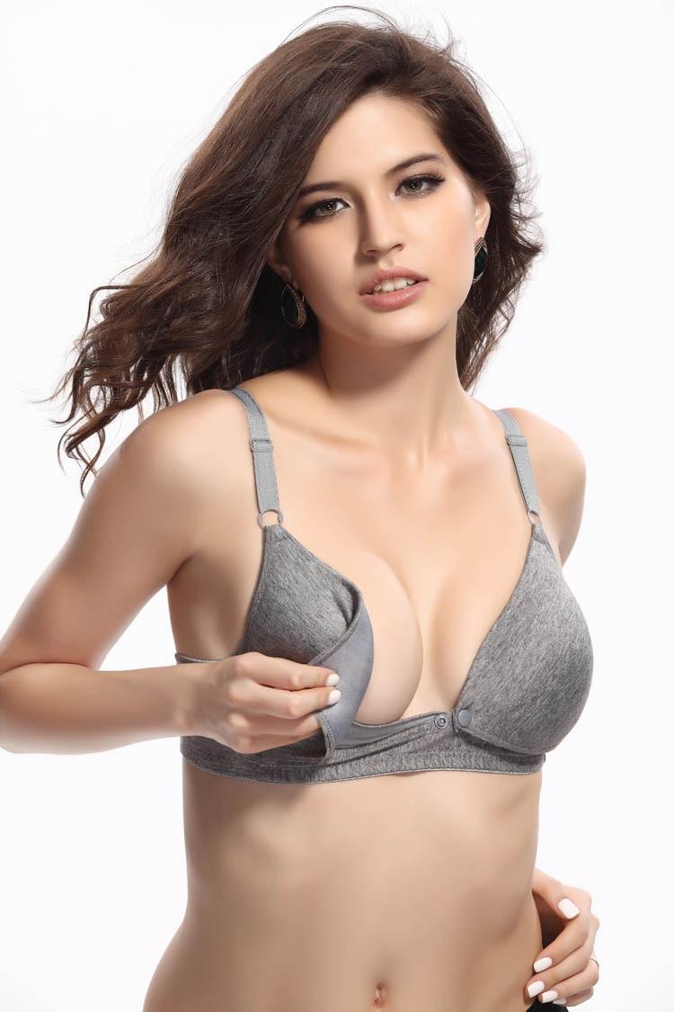 39995f2a937ee Hot Sell women`s nursing bra fashion maternity bra pregnant mother ...