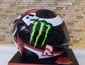 Nueva Marca de la llegada hombres de la cara llena del casco de la motocicleta casco de carreras de Karts motociclistas casco de moto casco capacete DOT M/L/XL/XXL