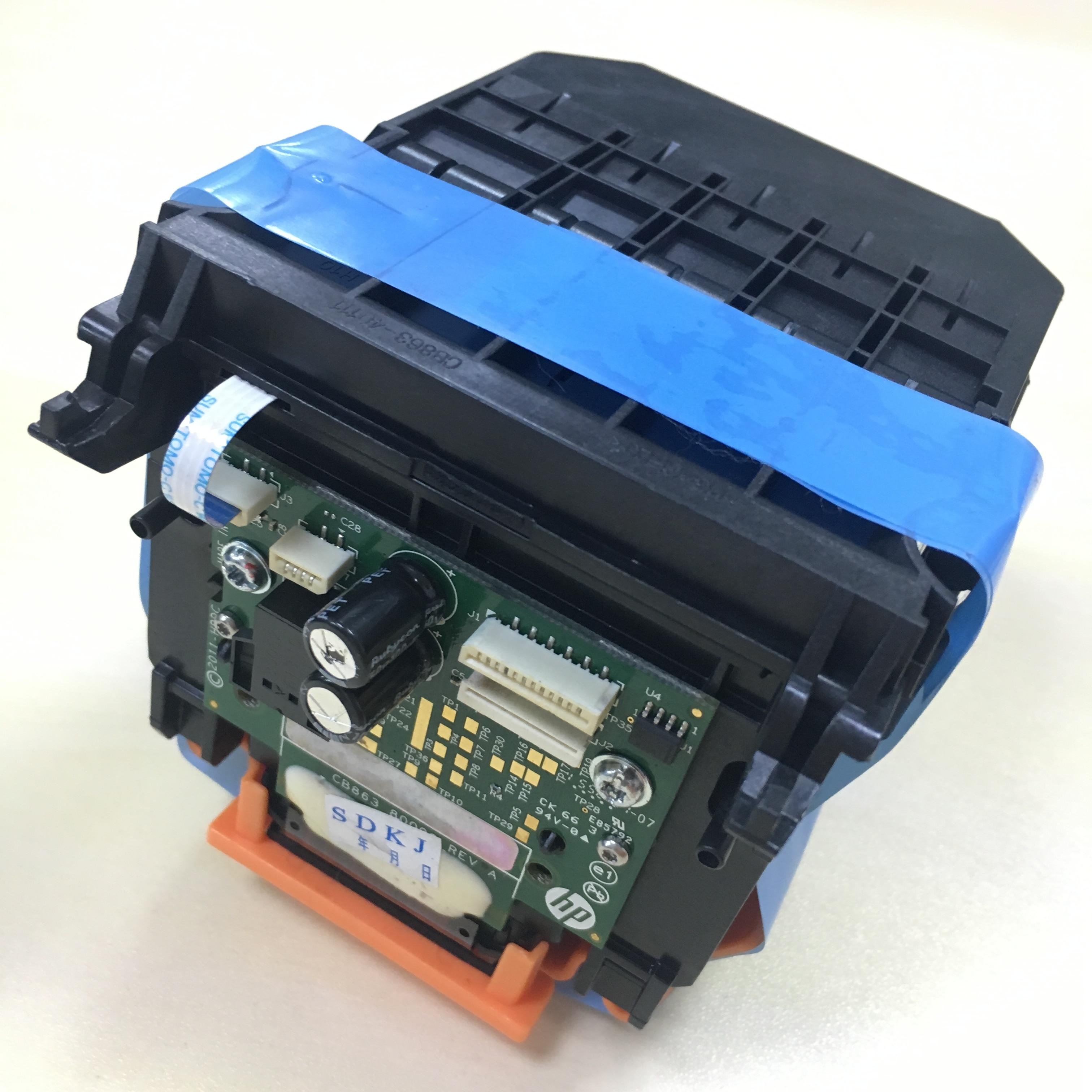 2 pcs/lot CB863-60133 Tête D'imprimante pour HP 932 933 pour Officejet 6100 6600 6700 7110 7610 7612 Tête D'impression