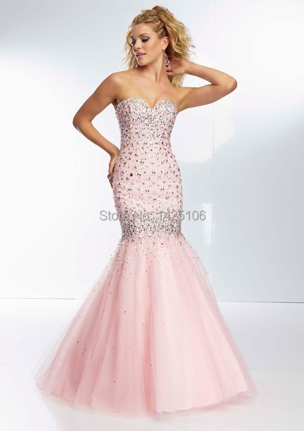 High Quality Light Pink Prom Dress-Buy Cheap Light Pink Prom Dress ...