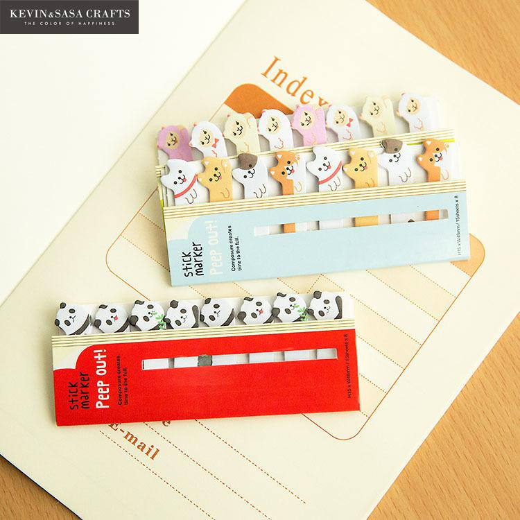 Panda Memo Pad Kawaii Stationery Sticky Notes Paper Planner Stickers Scrapbooking Cute Post It Notebook Diy Stationary Stickers kitmmm6445ssppap3030131 value kit post it super sticky large format notes mmm6445ssp and paper mate sharpwriter mechanical pencil pap3030131