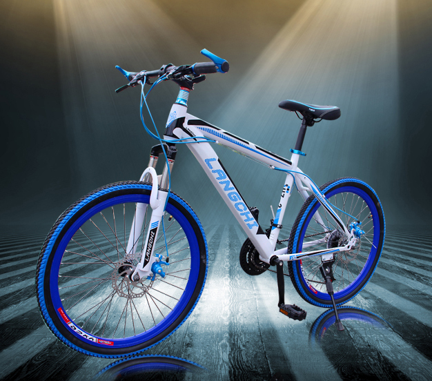 Free Shipping New Brand 21 Speed Doube Shock Absorption Folding