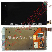 For Nokia Lumia 800 LCD Screen With Touch Digitizer Assembly By Free Shipping 100 Waranty