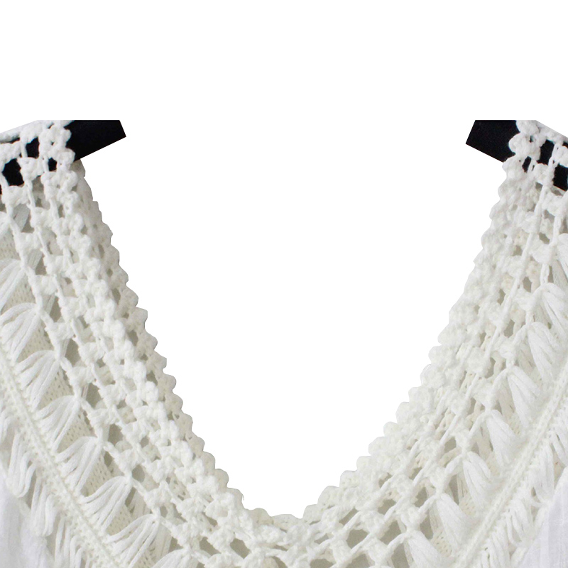 Kimono Boho Crochet Blouse Women Blouses Hippie Tops Cheap Clothes ...