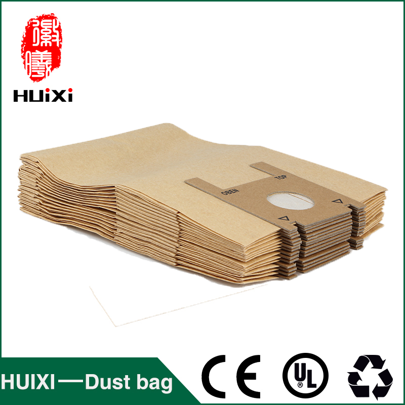 Vacuum cleaner paper dust bags and filter bags with high quality of household vacuum cleaner accessories for RS708 RS708D RS718 vacuum cleaner pp plastic connector with good quality for accessories of idustrial vacuum cleaner