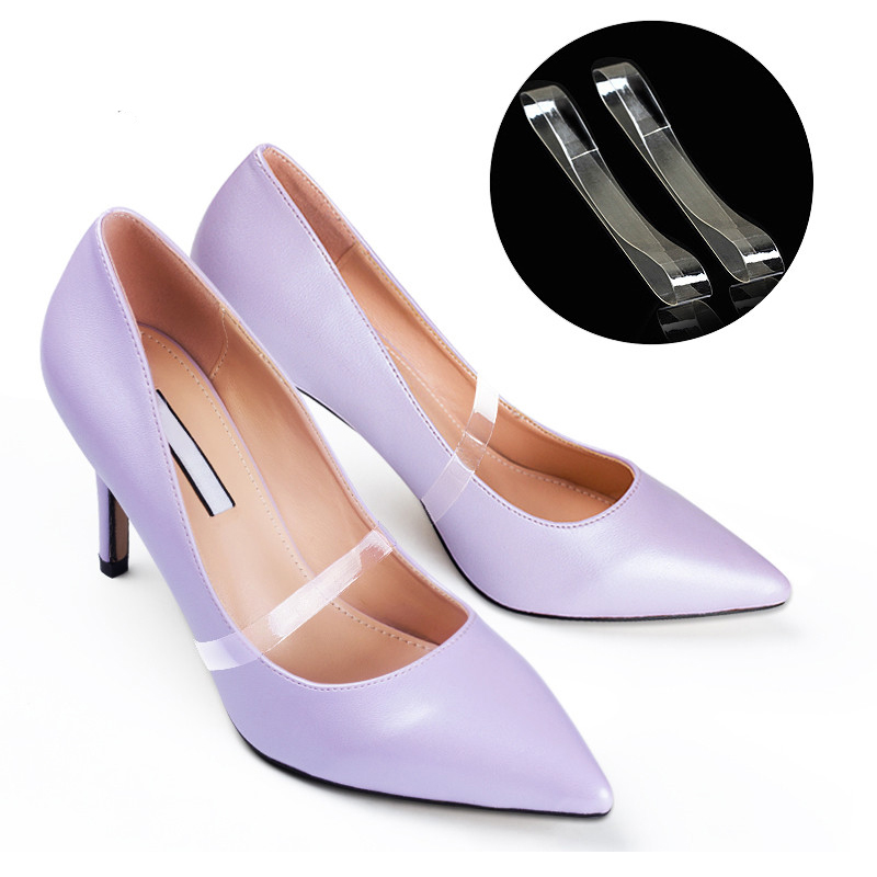 BSAID1 Pair Elastic Invisible Shoelaces Women Shoes Silicone Soft Shoelace Straps High Heel Shoe Transparent Laces Accessory BSAID1 Pair Elastic Invisible Shoelaces Women Shoes Silicone Soft Shoelace Straps High Heel Shoe Transparent Laces Accessory