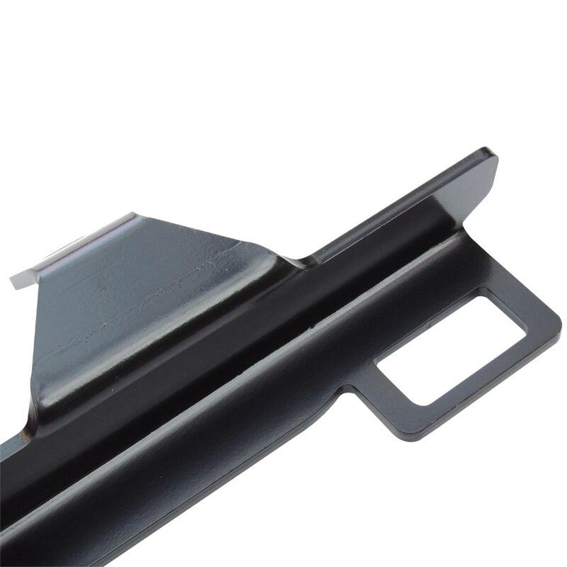 Pour AUDI A4 A6 PASSAT B5.5 ISOFIX connecteur de ceinture Interfaces Guide support voiture bébé enfant sécurité ceintures titulaire - 3