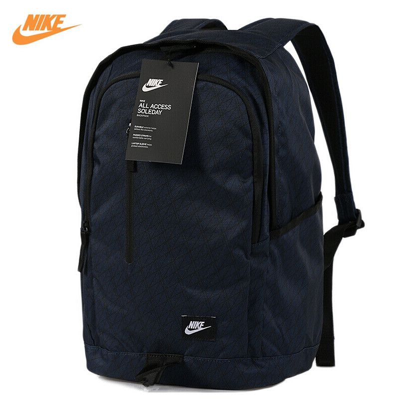 Nike Authentic New Arrival 2017 Official ALL ACCESS SOLEDAY BKPK-P Unisex Backpacks Sports Bags BA5231 original new arrival 2018 nike all access soleday bkpk d unisex backpacks sports bags