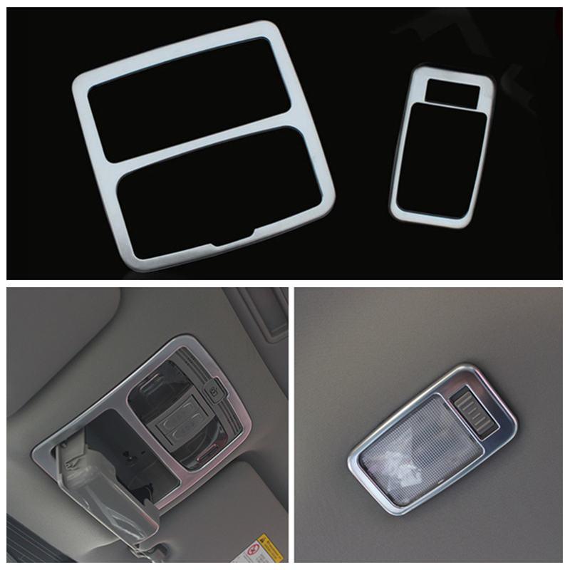 Geely Emgrand 8,EC8,E8,Emgrand X7,EmgrarandX7,EX7,SUV,Car dome reading light frame sticker