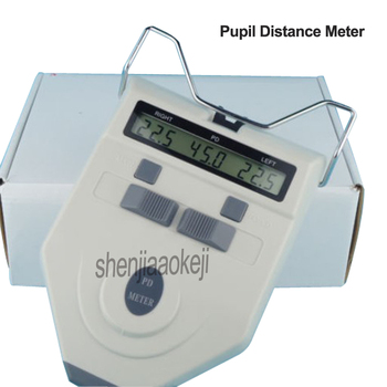 Pupil Distance Meter 32A1 Optometry Pupil distance meters 4 AA batteries High Quality Optical PD meter  Pupilometer 1pc