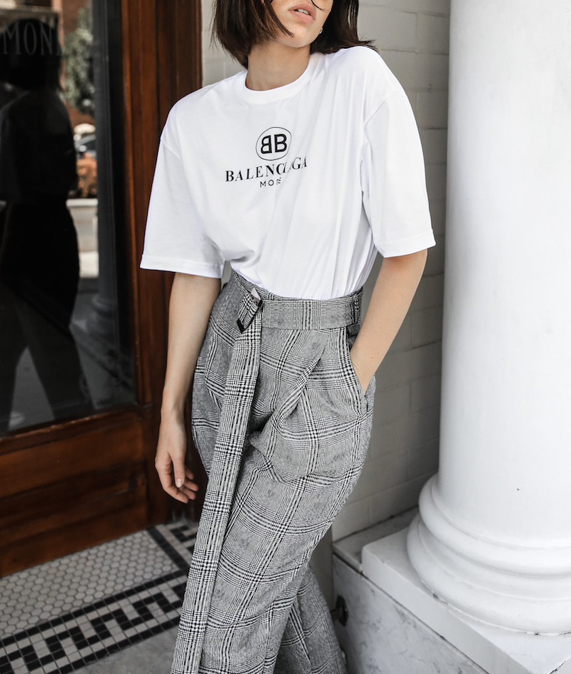 AEL Western-style Radish Pants Women Long Waistband Fashion Slim Lattice Femme Clothing Summer Thin 2018