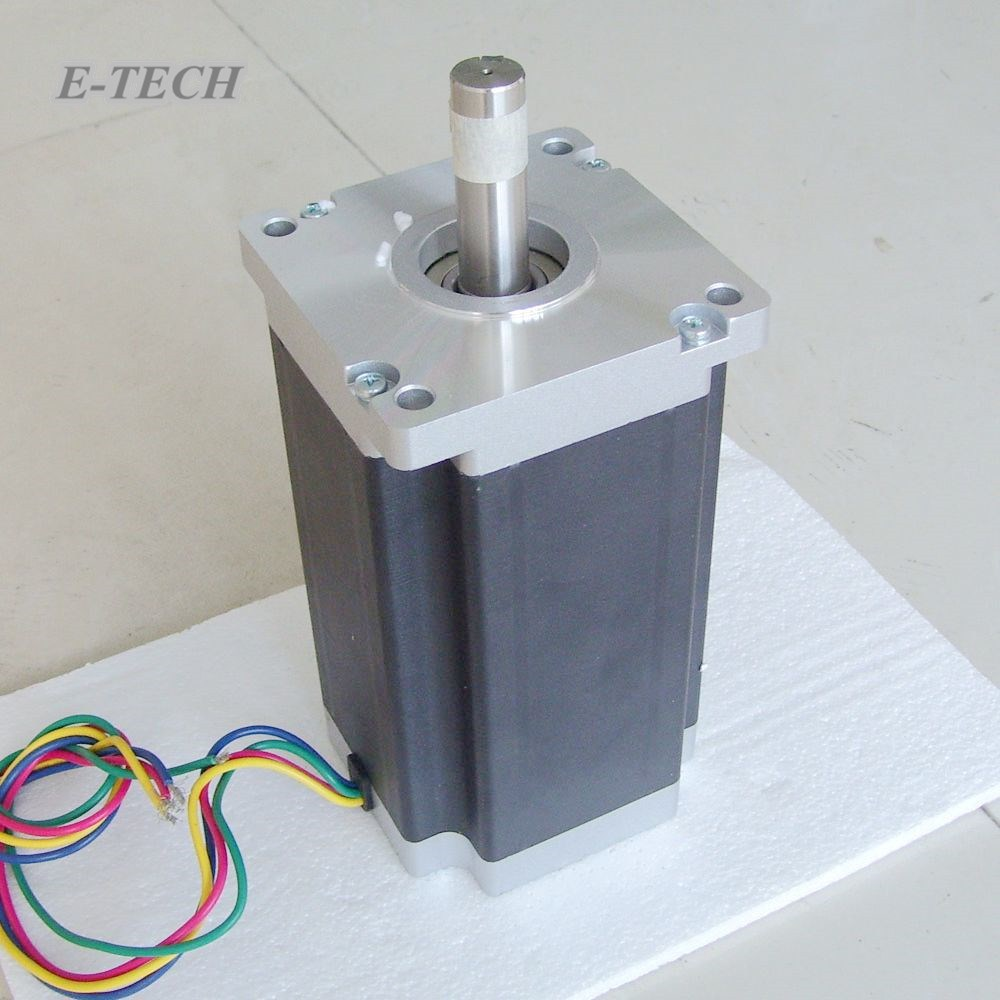 цена на 2 Stage 4-lead NEMA 42 Stepper Motor 30N. M (4167oz-in) Frame 110 mm Body length 201 mm CNC Stepper motor CE ROHS