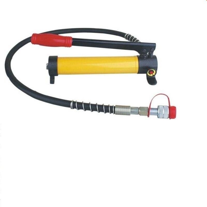 Pompe hydraulique manuelle CP-180 pompe manuelle hydraulique à haute pression pour connecter les Joints de pression