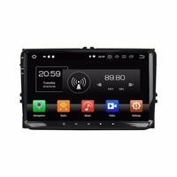 Octa Core 10 1 Android 6 0 Car Radio DVD GPS For VW Volkswagen Passat Tiguan