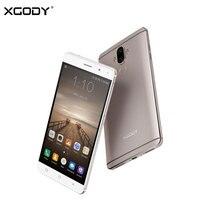 XGODY Y19 4G LTE Smartphone Android 7 0 Nougat Metal Body 6 0 Inch Fingerprint 2G