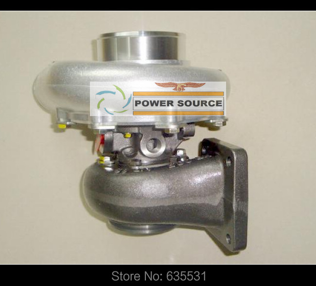 Free Ship Turbocharger Turbo only Water cooled T76 Turbine: A/R 0.68 Comp: A/R 0.80 800-900HP T4 Turbo charger T4 flange V-Band free ship turbo rhf5 8973737771 897373 7771 turbo turbine turbocharger for isuzu d max d max h warner 4ja1t 4ja1 t 4ja1 t engine