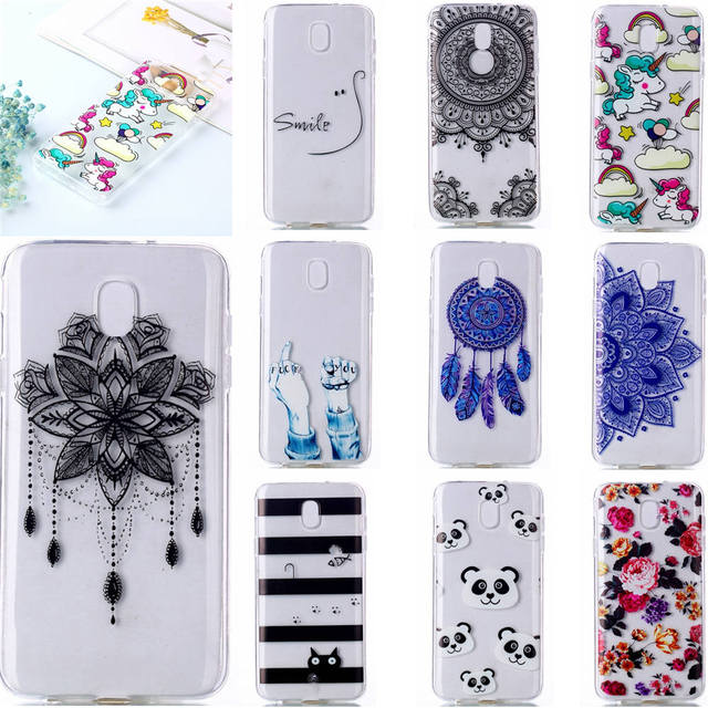 cheap for discount 021ab 7f68a US $2.11 18% OFF|Cartoon Phone Cases For SAMSUNG Galaxy J7 (V Star Refine)  2018 Covers Cases For J7 2018 SM J737V J737T J737P J737A Mens Womans-in ...