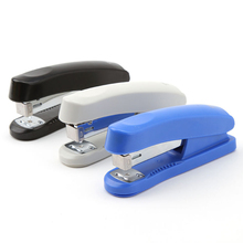 Stapler Paper Stationery Books Fixed-Machine School-Supplies Binding Office Students