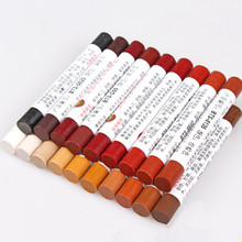 20pcs/set furniture paint floor repair wax crayon scratch patch pen wood composite materials free shipping
