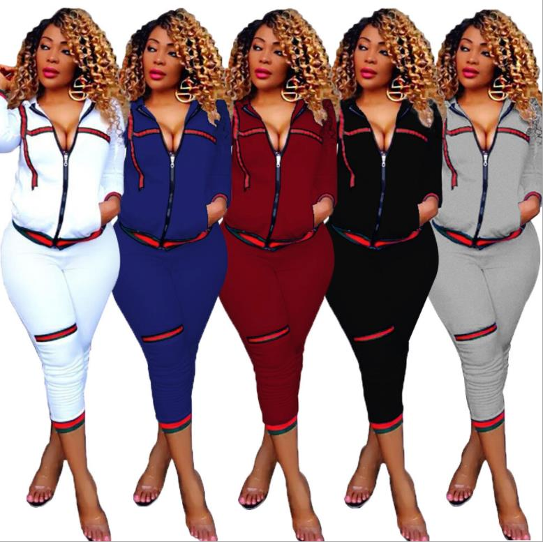 2018 Dashiki Traditional African Clothing Two Piece Set Women Africaine Print Bodycon Dress+Pants African Clothes