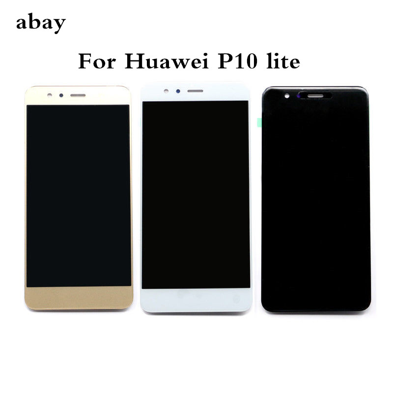5 2 LCD For HUAWEI P10 Lite Display Touch Screen
