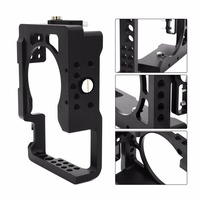 Aluminum Alloy Camera Cage for Sony A6500 ILDC Camera High Quality ILDC Camera Video Camera Cage Protective Frame