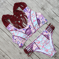 New Arrival Summer Style Beach Bathing Suit For Women Swimsuit Swimwear Push Up Brazilian Biquini Feminino