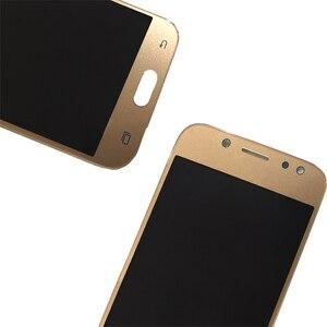 Image 4 - AMOLED dla Samsung Galaxy J5 2017 J530 J530F ekran dotykowy digitizer zgromadzenie dla Samsung Galaxy J530 ekran LCD zestaw naprawczy