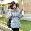 2016 New fashion women's Parka  Thickening Hooded Women Down  Women Winter Coat free shipping