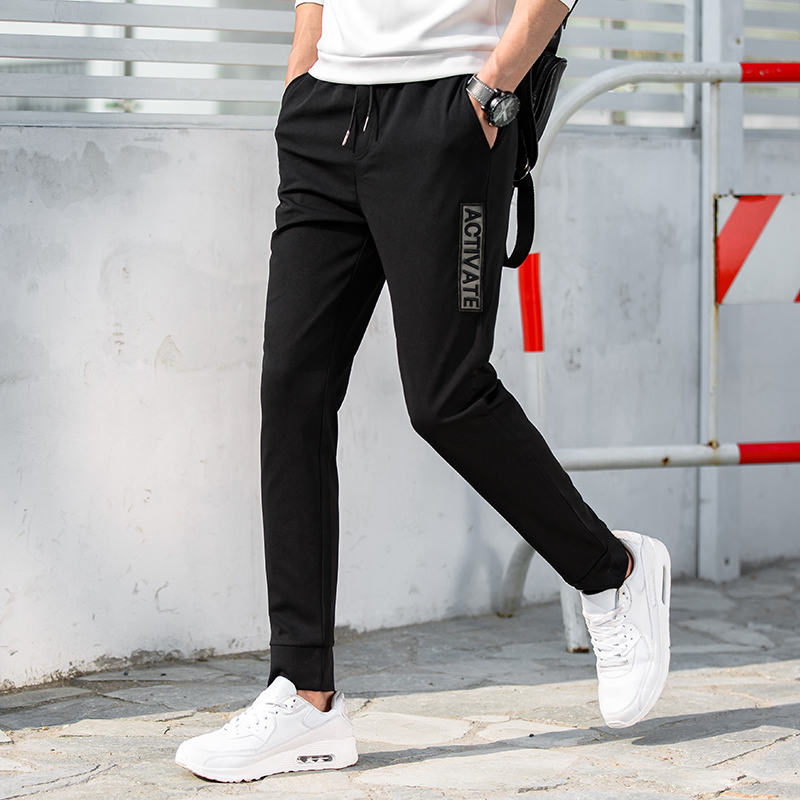 2017 New Spring Autumn Men Pants Bottoms Casual Mens Sweatpants Mens Body Workout Cloth Sporting Active Cotton Pants Men Jogge ...