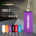 SUMSONIKO Pen Drive Swivel 6 Colors Memory Stick Custom Gift USB Flash Drive 64GB 32GB 16GB 8GB 4GB 2GB 1GB Can Track
