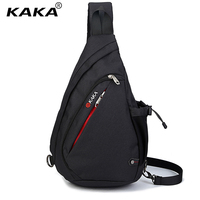 2015 Fashion Men And Women Messenger Bags Cross Body Chest Bags Water Shape Canvas Material 2