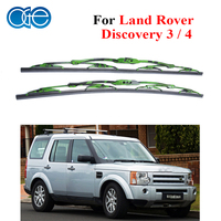 22 22 Frame Wiper Blade For Land Rover Discovery 3 4 Metal Windshield Windscreen Car Wipers