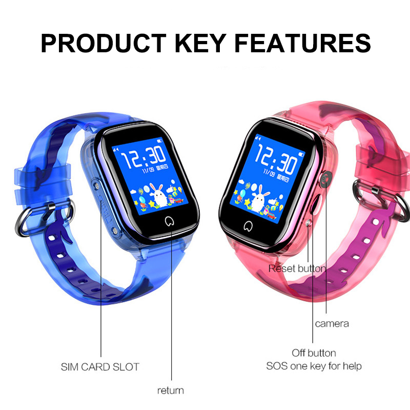 Image 5 - TENZERO K21 Smart Watch For Kids 2019 New IP67 Waterproof LBS SOS Phone Watch With GPS Clock With SIM Card Wristwatch-in Smart Watches from Consumer Electronics
