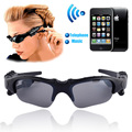 Wireless Bluetooth Earphone Sunglasses Headset Stereo Music Phone Call Hands Free Driving Sunglassesmp3 Riding Eyes Glasses New