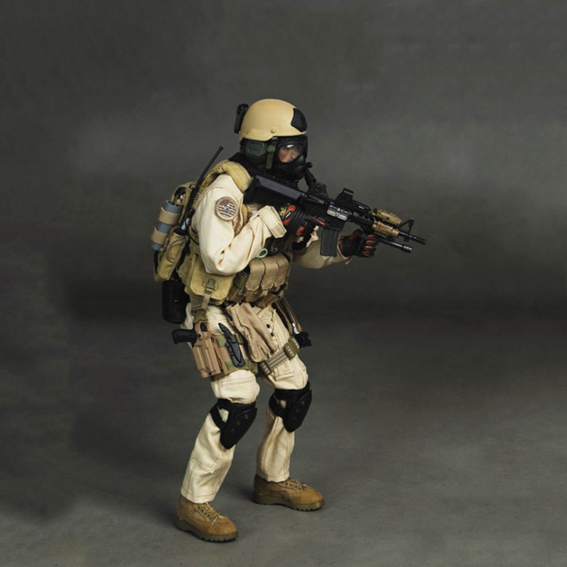 1/6 Modern U.S Explosive Ordnance Disposal Full Set Figures EOD Toys Gifts Collections1/6 Modern U.S Explosive Ordnance Disposal Full Set Figures EOD Toys Gifts Collections
