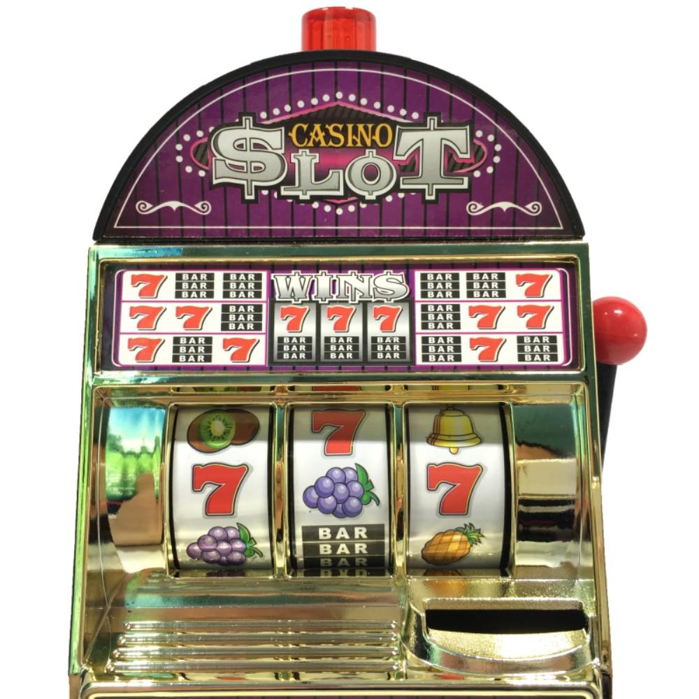 Jackpot reset slot machine
