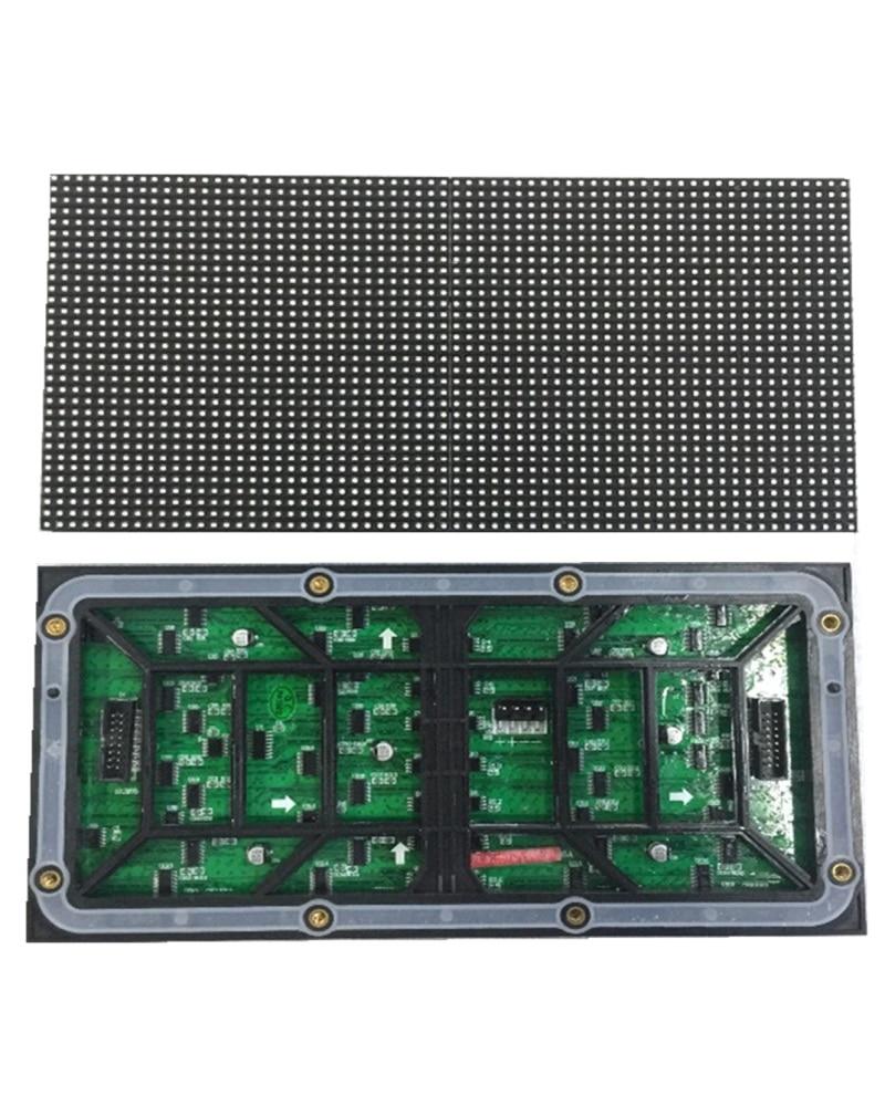 64*32 Outdoor P4 P6 P8 P10 P12 P16 P20 SMD 1921 Module Size 256x128mm,1/8S  Video Led Module Led Display Letrero Led Programable
