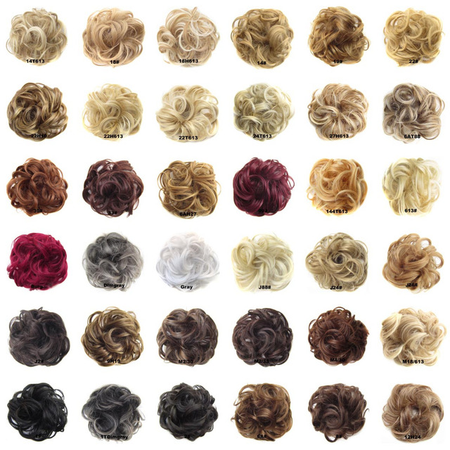 Easy To Wear Stylish Hair Scrunchies