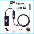 8mm 1/2/3.5/5 m inalámbrica wifi cámara boroscopio endoscopio android hd 720 p impermeable ios iphone endoscopio cámara de inspección