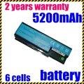 Jigu nueva 4400 mah batería del ordenador portátil para acer aspire 7736g 7738g 7740G 8730 8730G 8920G 8930 8930G Extensa 7230 7630EZ 7630G 7630ZG