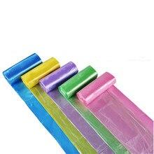 Хорошее качество 5 рулонов/набор утолщенное мусорное ведро для кухни мешки для мусора корзина для мусора можно бытовые инструменты для уборки