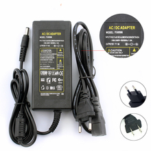 Adapter Power Supply Charger Transformer 12V 5V 5A 6A 8A DC 220v Volt To DC 12 V 5 V EU US Plug Switching Adapter for Led light 12 v charger 12 6 v 18650 lithium battery charger dc 5 5 2 1 mm power adapter free shipping