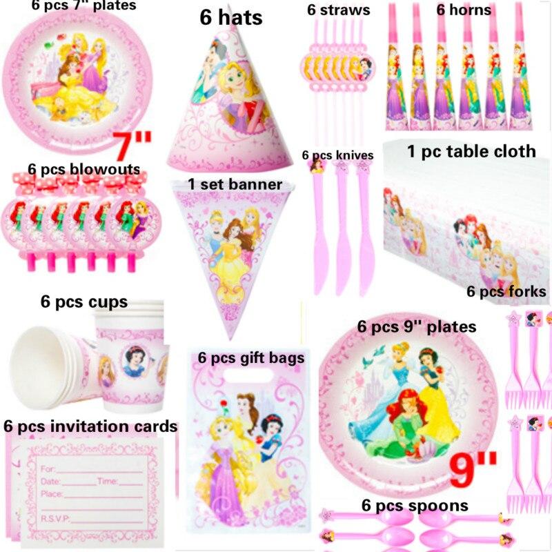 Disney Schneewittchen Prinzessin Gluckliche Kinder Geburtstag