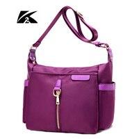 2017 Hot Sale New Style Fashion Women Shoulder Handbag Messenger Bag Casual Nylon Crossbody Bags For