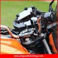 Universal Bicicleta Da Bicicleta Da Motocicleta Moto Guiador Montar Titular Smartphone Suporte para 4.5-5.3 polegada Telefones GPS PDA Móvel