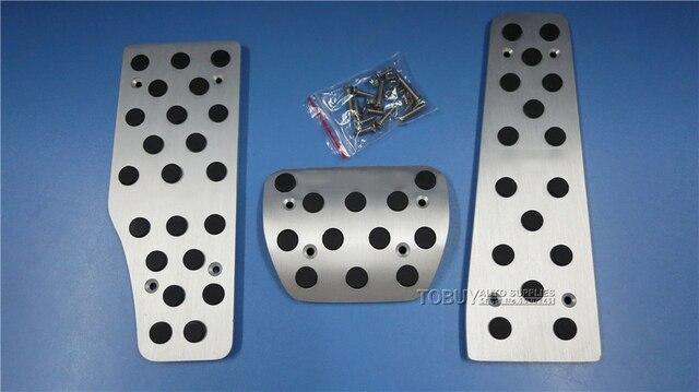 DEE Accessory For Infiniti EX/FX/G37/M25/Q50/Q60/Q60S/Q70/Q70L/QX50/QX56/QX70 Accelerator Brake Footrest Pedals Pad Car Stickers