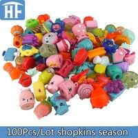 100Pcs Lot Mixed Fruit Dolls Shop Season 1 2 3 4 5 6 7 Family Kins