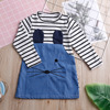 Girls Fashion Printed Dress 5